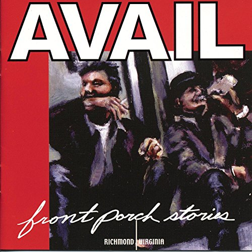 CD : Avail - Front Porch Stories (CD)