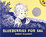 Blueberries for Sal (014050169X) by McCloskey, Robert