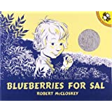 BLUEBERRIES FOR SAL (Picture Puffins) ~ Robert McCloskey