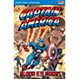 Captain America: Blood on the Moors (Marvel Pocketbooks)