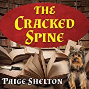 The Cracked Spine: Scottish Bookshop Mystery, Book 1 | Paige Shelton