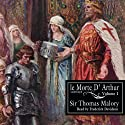 Le Morte D'Arthur Audiobook by Sir Thomas Malory Narrated by Frederick Davidson