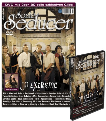 Sonic Seducer 05-08 Limited Edition mit In Extremo Sticker + DVD mit vielen exkl. Live-Videos + Interviews; Bands: Schandmaul, VNV Nation, Birthday Massacre u. v. a.
