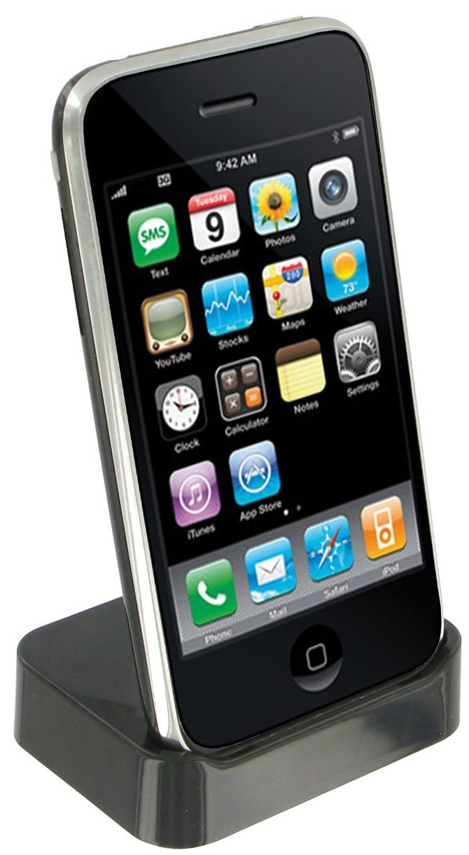 KitSound iPhone 3G / 3GS Sync, Charge and Play Dock for iPod / iPhone kitsound boom evolution black