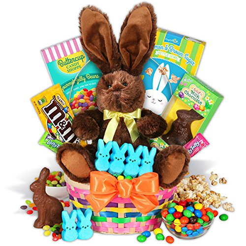 Great easter gift baskets you can buy for kids and adults gift classic easter basket negle Image collections