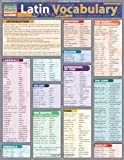 Latin Vocabulary (Quickstudy Reference Guides - Academic)