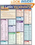 Latin Vocabulary (Quickstudy: Academic)