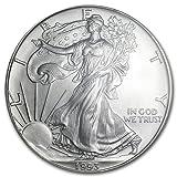 1993 - 1 oz American Silver Eagle .999 Fine Silver Dollar Uncirculated US Mint