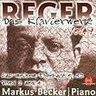 Max Reger: Das Klavierwerk Vol. 9