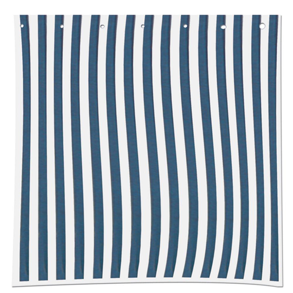 Siena Garden 553903 Seitenteile Falt-Pavillon, blau/weiß 1x mit u. 1x ohne Fenster 195 x 295 cm günstig