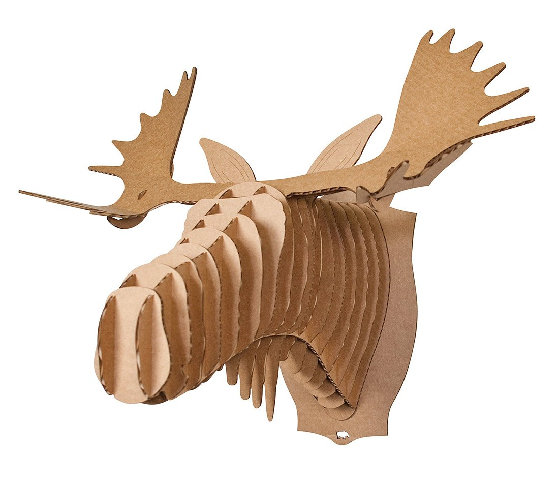 404 squidoo page not found - Cardboard moosehead ...