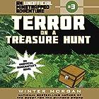 Terror on a Treasure Hunt Hörbuch von Winter Morgan Gesprochen von: Nicol Zanzarella
