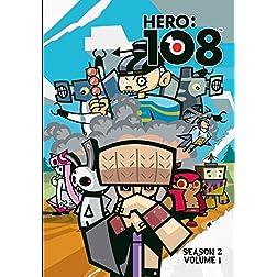 Hero 108 Season #2 - Volume 1