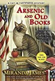 Arsenic and Old Books <br>(Cat in the Stacks Mystery)	 by  Miranda James in stock, buy online here