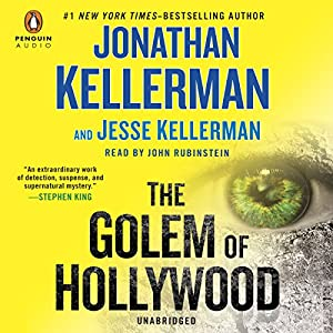 The Golem of Hollywood Audiobook