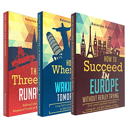 The Budget Travel Bundle: Home Is Wherever I Am Waking Up Tomorrow Series