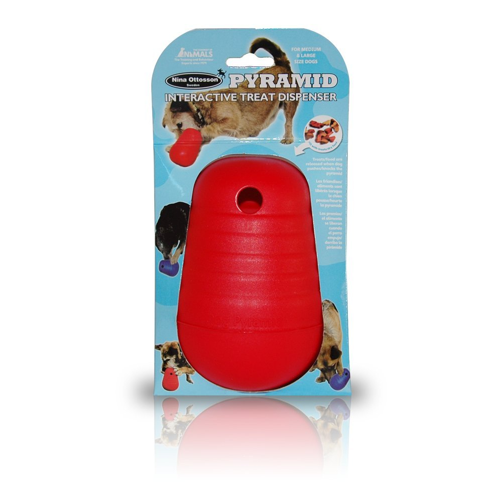 CLIX Pyramid Interactive Dog Toy