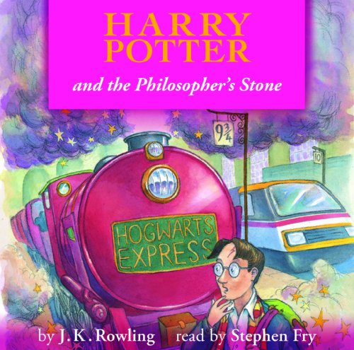 Harry Potter and the Philosopher's Stone - Unabridged 7 Audio CD Set