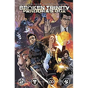 Broken Trinity 2: Pandora's Box