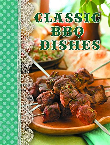 Shopping Recipe Notes-Classic Bbq Dishes: .Simply Tear Out Your Favourites