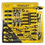 Stanley STHT0-62139 Set 69 pezzi giraviti e inserti