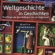 CD WISSEN Junior - Weltgeschichte in Geschichten. Streifz�ge von den Anf�ngen bis zur Gegenwart, 6 CDs