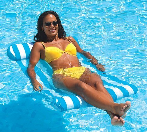Swimline 9044 Premium Water Hammock Pool Float by Swimline online bestellen