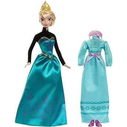Mattel - Coffret Elsa Avec Tenue