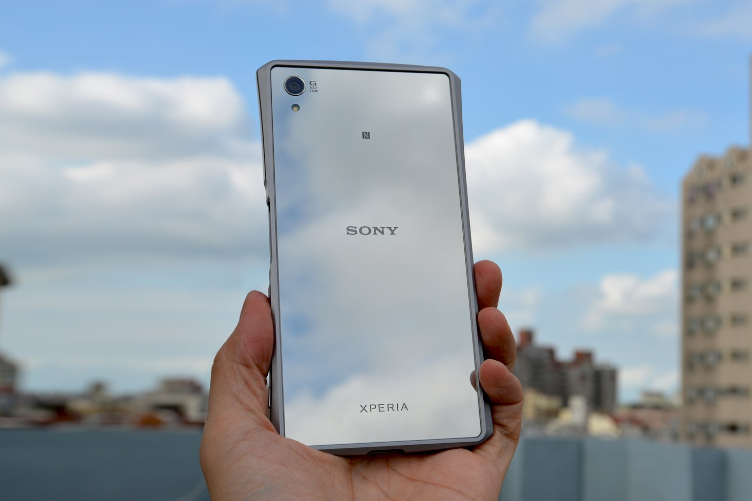 how to change the notifying sound on xperia z5 premium