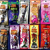 Mario Carts Packaging - All 10 Flavor - 25 for $8.99 - EMPTY PACKAGING - 25 Cents Each