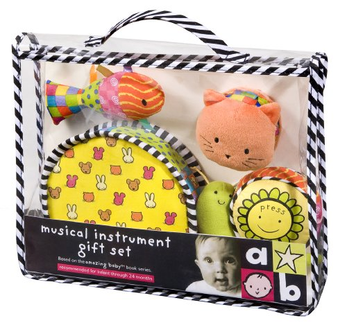 Kids Preferred Amazing Baby Baby Band Gift Set