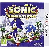 Sonic Generations (Nintendo 3DS) [Importación inglesa]