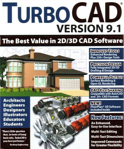 Turbo Cad 9.1 Standard
