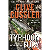 Typhoon Fury: The Oregon Files, Book 12 | Clive Cussler, Boyd Morrison
