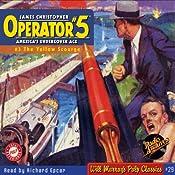 Operator #5 #3, June 1934: Book 3 |  RadioArchives.com, Curtis Steele