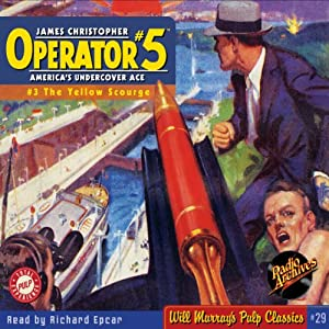Operator #5 #3, June 1934: Book 3 | [RadioArchives.com, Curtis Steele]