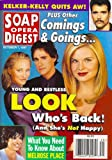 Heather Tom, J. Eddie Peck, Shari Shattuck, Young and the Restless, Robert Kelker-Kelly, Lisa Rinna - October 7, 1997 Soap Opera Digest Magazine