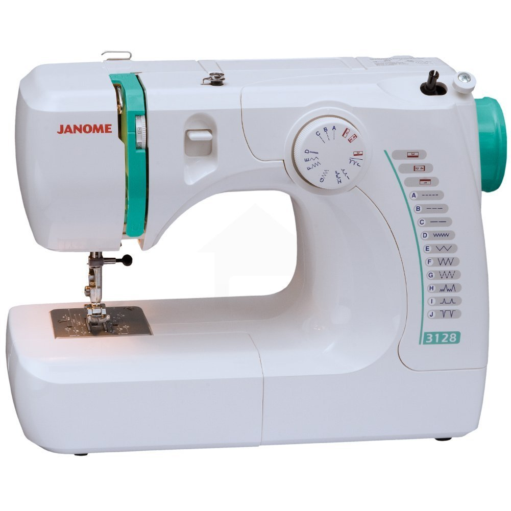 Janome 3128 Sewing Machine