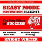 The Four Pillars of Success: An Audio Book on How to Rule Motivation, Power Habit, 10X Energy, & Strengthen Willpower Hörbuch von  Knight Writer Gesprochen von: Dave Wright