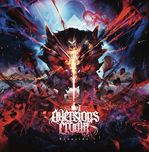 CD : Aversions Crown - Xenocide (CD)