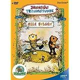 """Janoschs Traumstunde. Alle Folgen in einer Box: Der Janosch-Zeichentrick-Klassiker. DVD 1-4. Gesamtspielzeit 645 Min.von """"JANOSCH"""""""