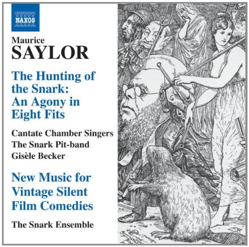Buy Saylor: The Hunting of the Snark - An Agony in Eight Fits From amazon