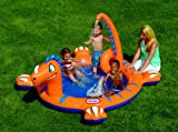 Pool Slides:Little Tikes Dino extremely Spray Pool