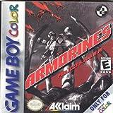 echange, troc Armorines project S.W.A.R.M. - gameboy color - US