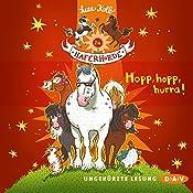 Hopp hopp, hurra! (Die Haferhorde 6) | Suza Kolb