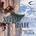 Stormblade: Dragonlance: Heroes, Book 2 Audiobook by Nancy Varian Berberick Narrated by Richard Topol
