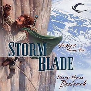 Stormblade Audiobook