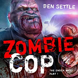 Zombie Cop Audiobook