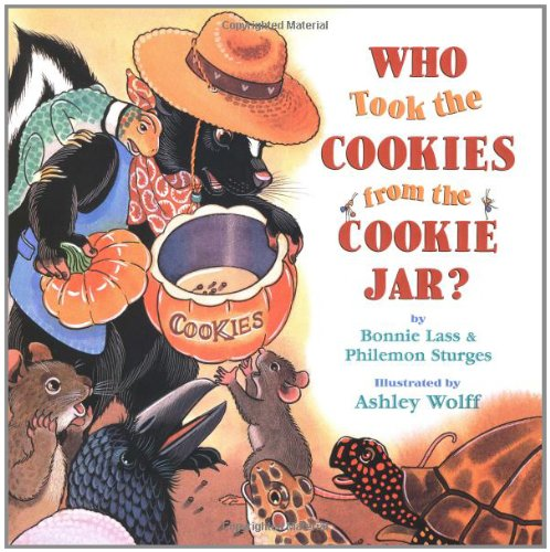 Who Took the Cookies from the Cookie Jar?