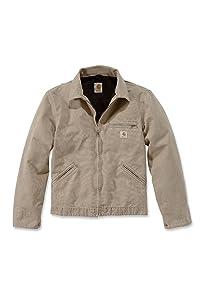 Carhartt EJ196 Lightweight Detroit Jacket  Leichte Arbeitsjacke  BekleidungKritiken und weitere Informationen